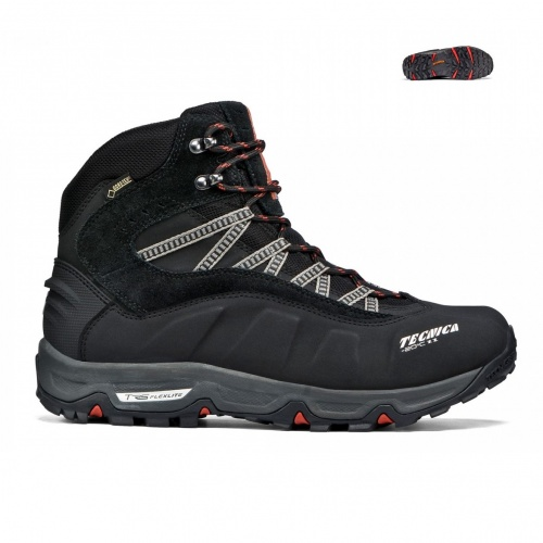Shoes - Tecnica HURRICANE THC II MID GTX | Outdoor