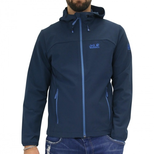 Clothing - Jack Wolfskin Turbulence Softshell Jacket | Outdoor