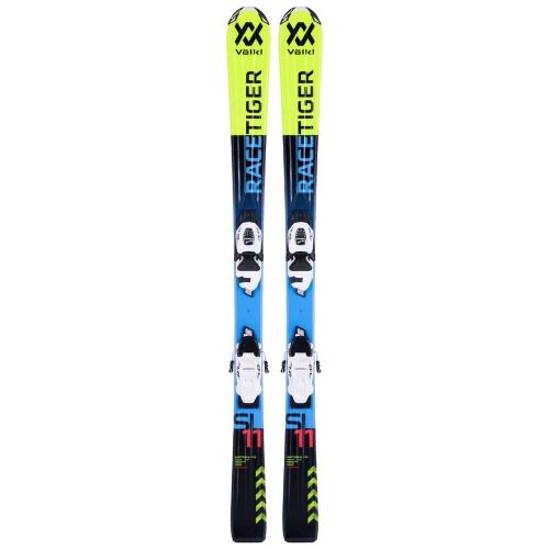 Ski - Volkl Racetiger Jr. + vMotion 4.5  | ski