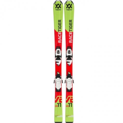 Ski - Volkl Racetiger Jr + vMotion 4.5 | ski