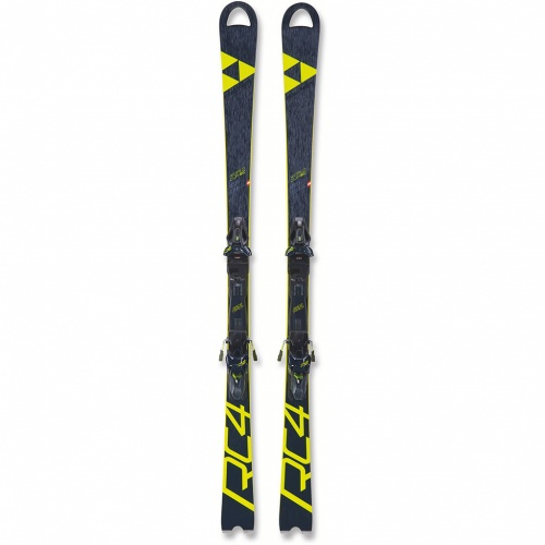 Ski - Fischer RC4 WC SC yellow Base + Z12  | Ski