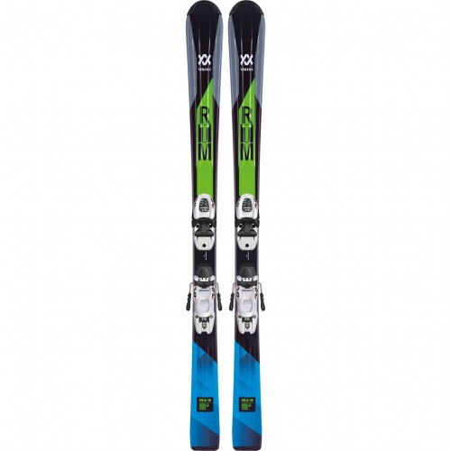 Ski - Volkl RTM Jr. + vMotion 4.5 | ski