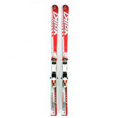 Test Ski - Volkl Racetiger Speewall GS Junior | Ski