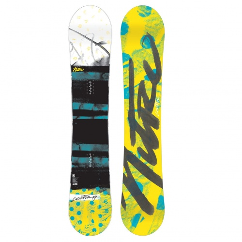 Boards - Nitro LECTRA BRIGHT | snowboard