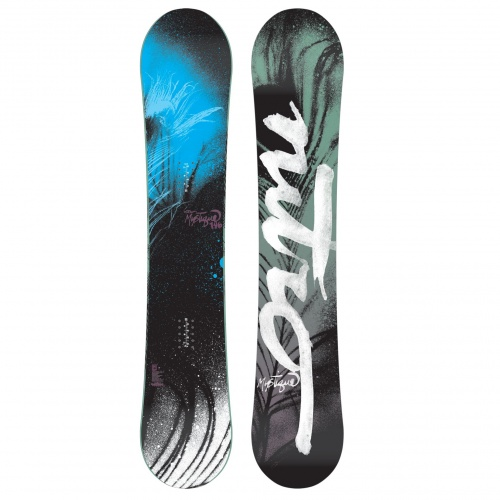 Boards - Nitro MYSTIQUE | snowboard
