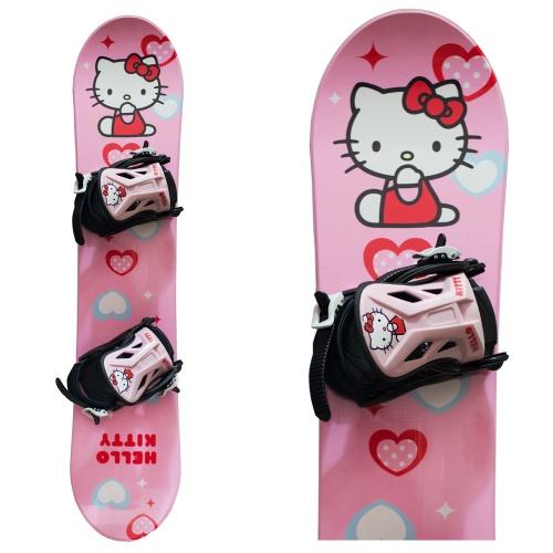 Boards - Hello Kitty Set Hello Kitty | Snowboard