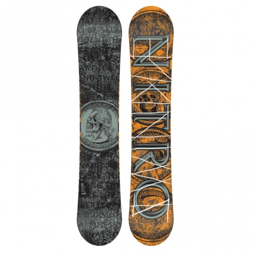 Boards - Nitro SWINDLE | snowboard
