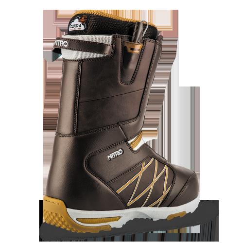 Snowboard Boots - Nitro The Anthem TLS | snowboard