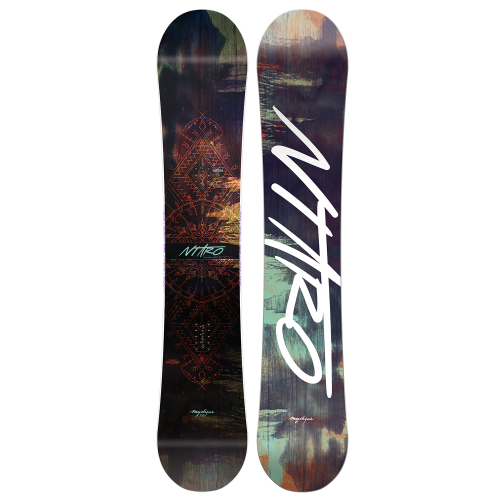 Boards - Nitro The Mystique | snowboard