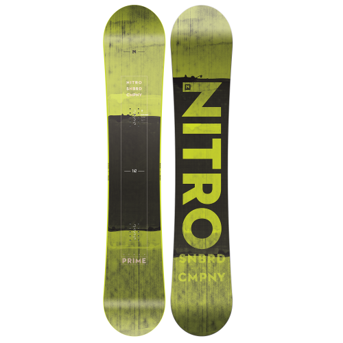 Boards - Nitro The Prime Toxic | snowboard