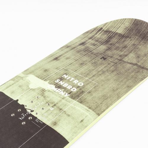 Boards -  nitro The Prime Toxic Wide