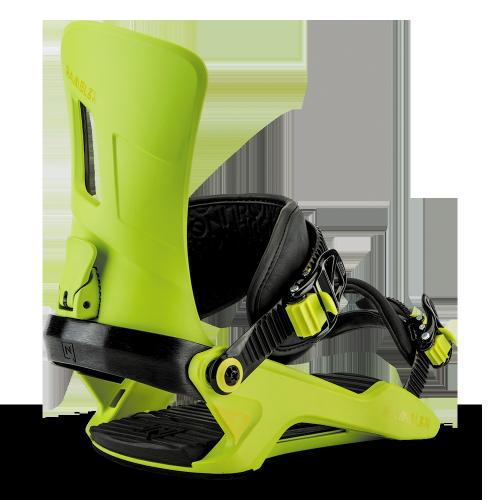 Snowboard Bindings - Nitro The RAMBLER | Snowboard