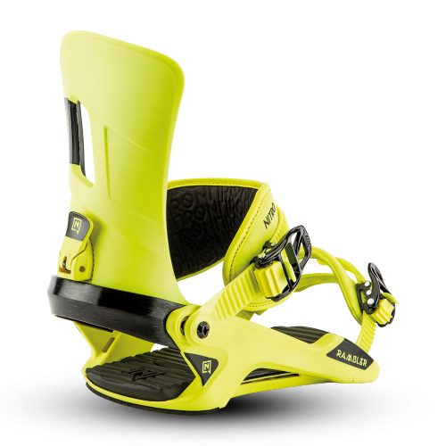 Snowboard Bindings - Nitro The RAMBLER | Snowboard