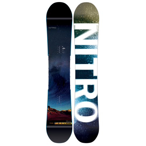 Boards - Nitro The Team Exposure Gullwing | snowboard