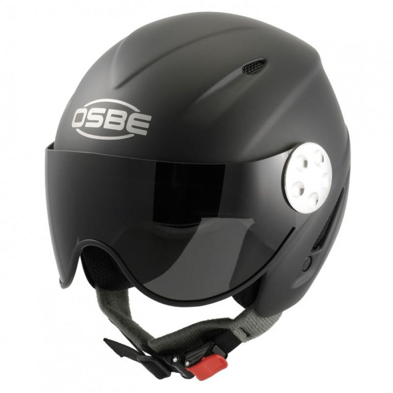 Ski & Snow Helmet - Osbe Proton Jr Black | Snow-gear